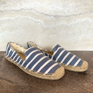 Soludos espadrille striped shoes